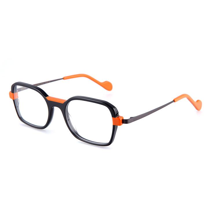 RENK - Noir et orange